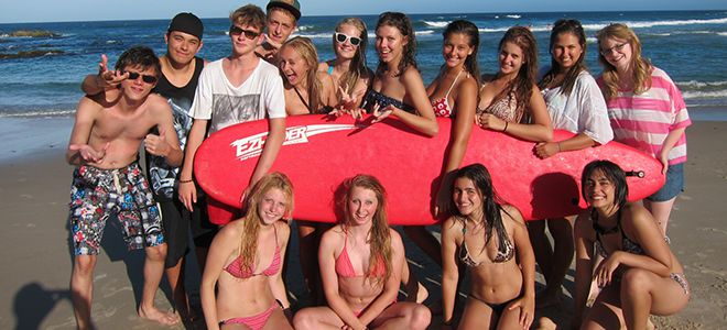 Surfen in Australien - Dein Auslandsjahr mit MAP High School Year