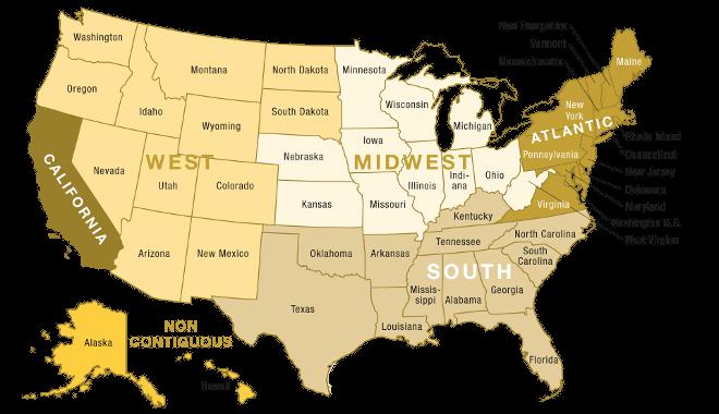 USA Short Term Program - MAP-Sprachreisen